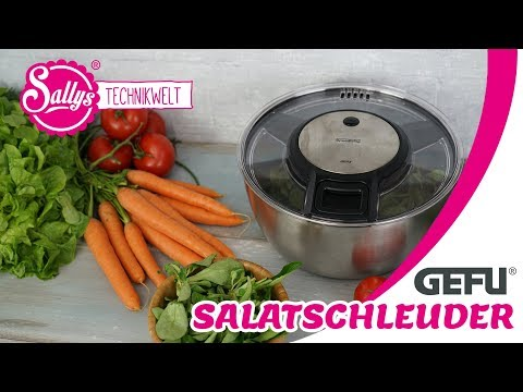 Salatschleuder - Tipps & Tricks