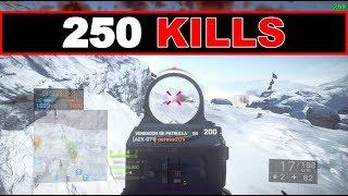 Battlefield 4 - 250 Kills LOCKER