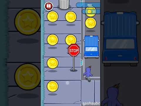 pobber run обзор игры андроид game rewiew android.