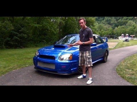 Review: 2004 Subaru WRX STi