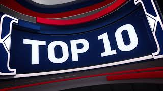 NBA Top 10 Plays Of The Night | August 13, 2020