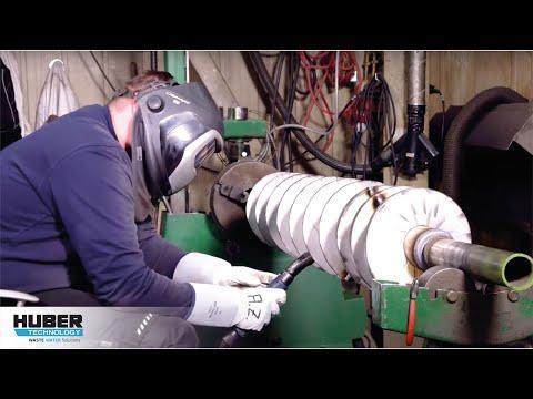 Video: Original HUBER Ersatz- und Verschleißteile