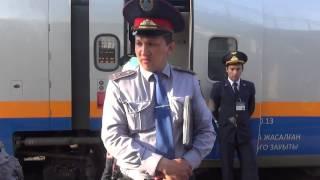 Задержание полицией правозащитника Андрея Цуканова