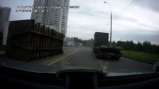 Подборка аварий на видеорегистратор сентябрь 2017 #2