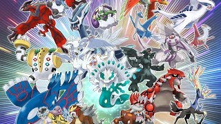 2018 Is the Year of Legendary Pokémon!