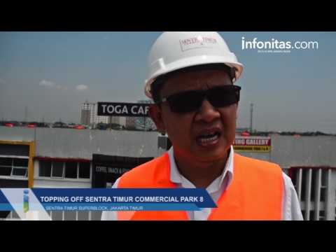 Topping Off Sentra Timur Commercial Park 8