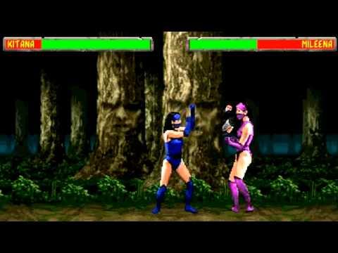 Šmírák v Mortal Kombatu