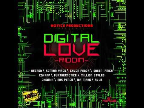 Digital love Riddim mix renewed 2019