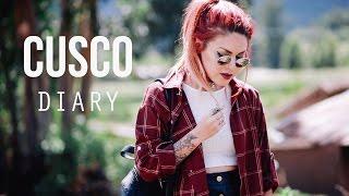 Cusco Diary - Le Happy