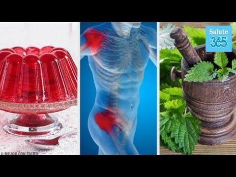 Artrosi spina nel ginocchio