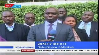 Bunge la Wananchi: Wesley Rotich apendekeza bunge la wananchi yenye kuleta wakenya pamoja