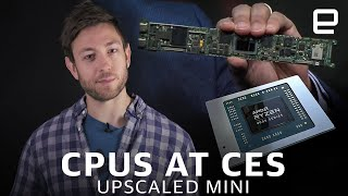 Intel vs AMD at CES 2020   Upscaled
