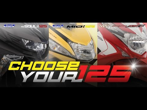 The 125 Ride of Your life - Yamaha Mio 125 MXi