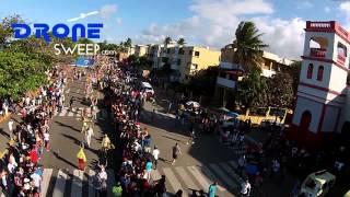 preview picture of video 'Carnival Festival in Puerto Plata, Dominican Republic'