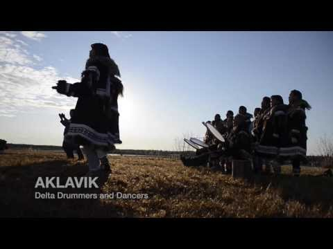 Download The Aklavik Delta Drummers And Dancers - Inuvialuit HD Drum Dance Series HD Mp4 3GP Video and MP3