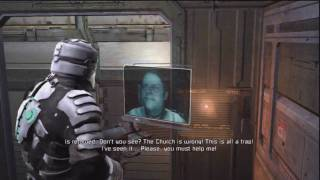 deadspace story pt14 c9 engine
