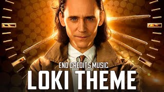 Loki Theme | EPIC VERSION (End Credits Music Soundtrack Episode 2)