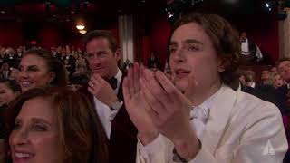 """Call Me by Your Name"" wins Best Adapted Screenplay"