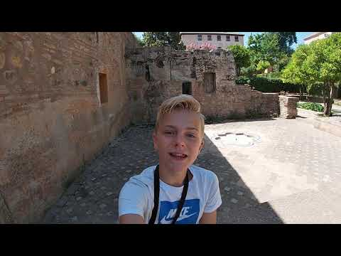 Familiereis Andalusie Vlog 2019