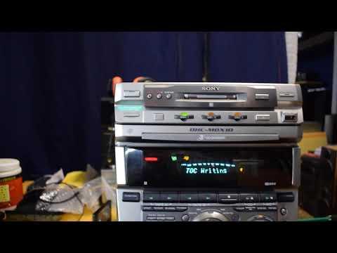 SONY HCD MDX 10 HIFI RDS TEXT RÁDIÓ MINI DICS RECORDER- PLAYER 3 CD + TÁV ELADÓ - 19900 Ft - (meghosszabbítva: 2870277743) - Vatera.hu Kép