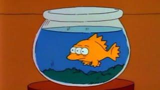 Os Simpsons - Peixe De Três Olhos (3/5) | 2ª Temporada - Dublado