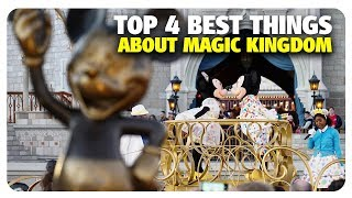 TOP 4 BEST Things About Magic Kingdom | Best and Worst | 02/27/19