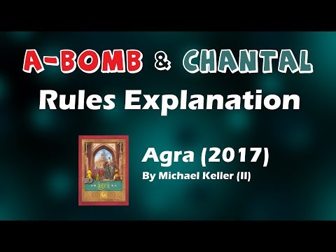 Agra Full Rules Explanation