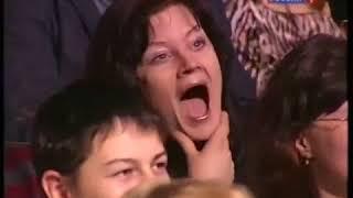 В  Винокур — Женщина, вам маллюску мою показать