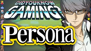 Persona   Did You Know Gaming? Feat. Boku No Eruption