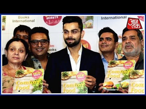 Khabare Superfast: Virat Kohli Spotted At A Launch Event in New Delhi