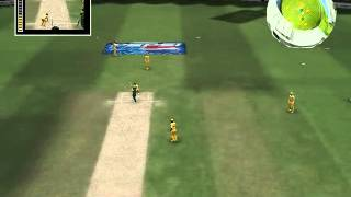 Easy way to get wickets in cricket 07