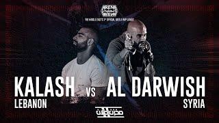 The Arena -  Kalash (Lebanon) VS Al Darwish (Syria)