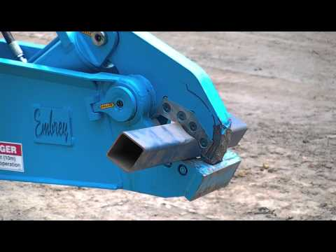 Embrey EDS5R Demolition shear