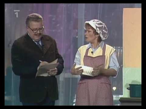 Jiřina Bohdalová a Vladimír Dvořák - Závodka (1986)