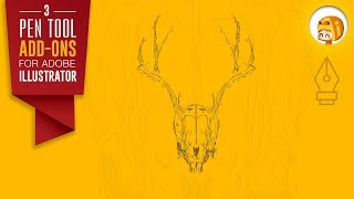 3 ILLUSTRATOR PEN TOOL TRICKS | Illustrator Pen Tool Tutorial | Satori Graphics
