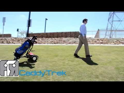 Getting the Most From Your CaddyTrek