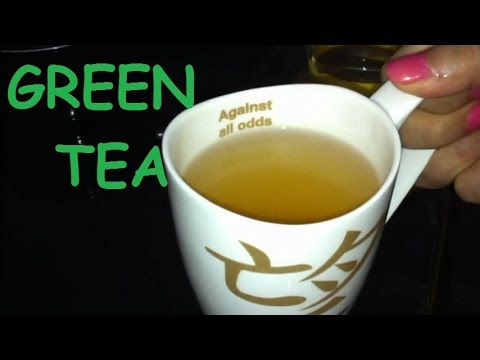 Video Green Tea:  For Flat Belly Weight Loss & Youthful Skin