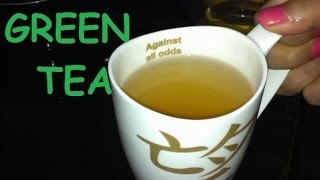 Green Tea: For Flat Belly Weight Loss & Youthful Skin