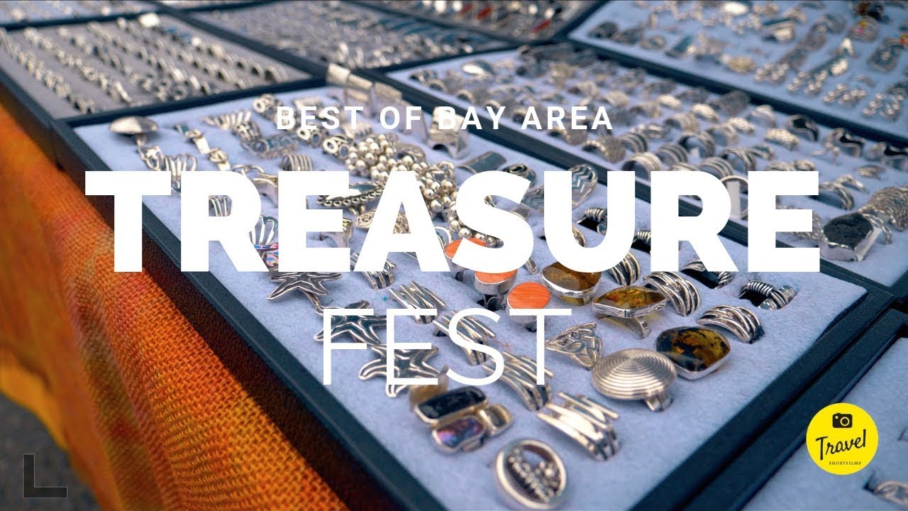 Spend your last weekend of the month at Treasure Island