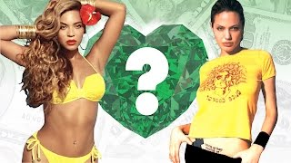 WHO'S RICHER? - Beyonce or Angelina Jolie? - Net Worth Revealed!