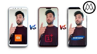 Xiaomi Mi A2 vs OnePlus 6 vs Samsung S9+ Camera Comparison