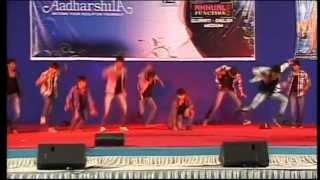 Dance Presented By Aadharshilites  ClassXII