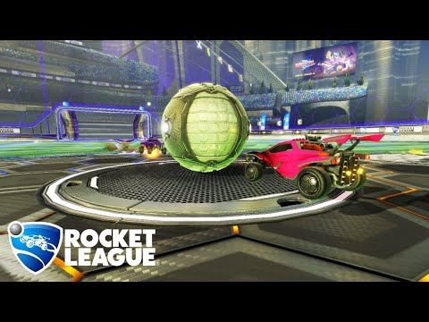 1v1 vs a Rocket League prodigy