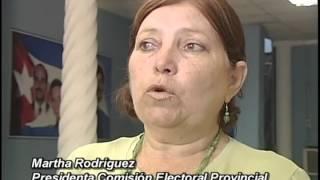 preview picture of video 'Lista Las Tunas para las elecciones del próximo 19 de abril'
