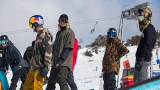 Perisher - Meet the Celebrities of the Snow Scene