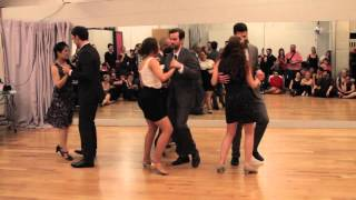 "Sundown Strut Presents ""Comes Love"" Choreographed by Nicole Trissell and Paul Mandel"