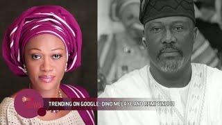 Trending On Google: Dino Melaye And Remi Tinubu - EL Now