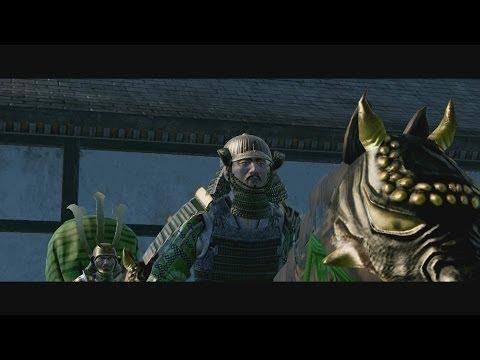 total war shogun 2 machinima