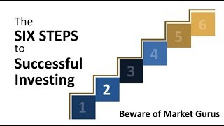 Step 2: Beware market Gurus