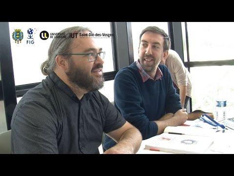Vidéo de Fabien Grolleau